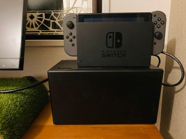 Switchの収納