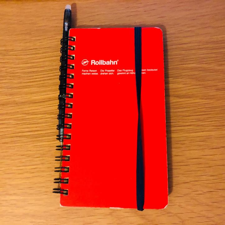 TODOリストを書くためのノート