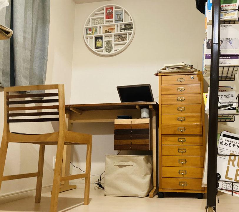 広松木工のデスク