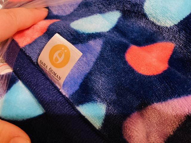 椙山紡織ホットブランケット
