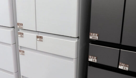 【冷蔵庫3選】一人暮らしにおすすめの家電を語りたい(1)【ものぐさOLのお墨付き】