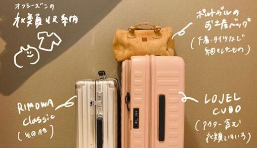 【衣替え】春夏の購入計画/脱収納用品で好きなバッグを活用する