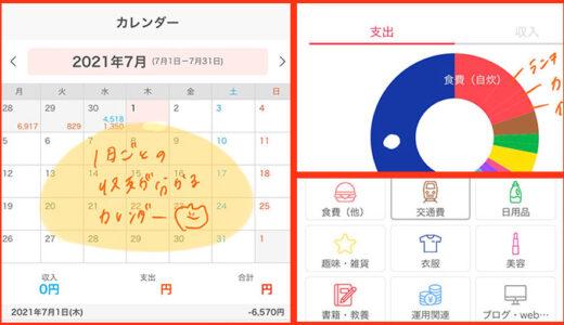 【家計簿】ズボラノート派が支出管理をするために選んだシンプルな家計簿アプリ