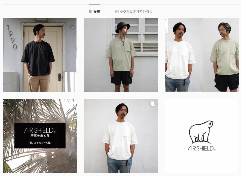 しまむら_メンズTシャツ