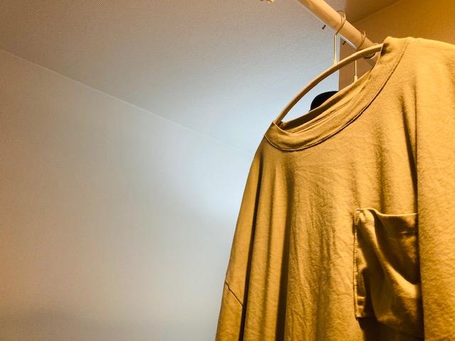 しまむらTシャツ洗濯してみた