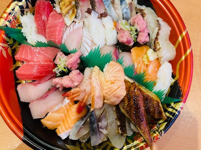 福岡北九州の京寿司テイクアウト